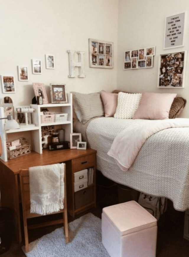 Design Your Own Dorm Room: Gorgeous Dorm Rooms To Copy And Make Your Own