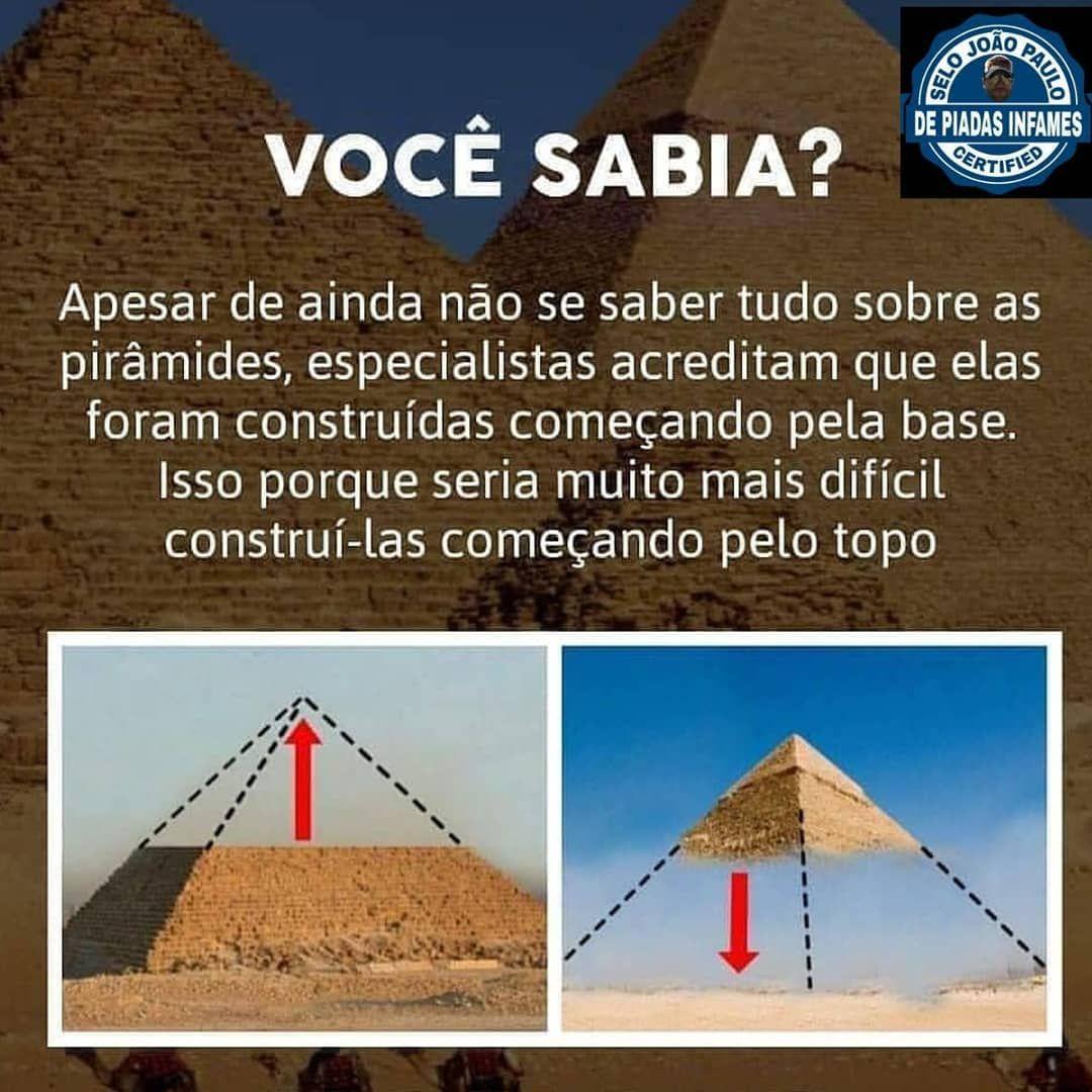 Losmanoleras Piadas Trocadilhos Piramide Piramides Egito