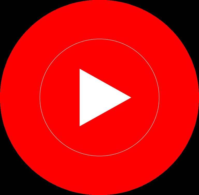 Youtube Music Logo Png Image Music Logo Logos Entertainment Logo