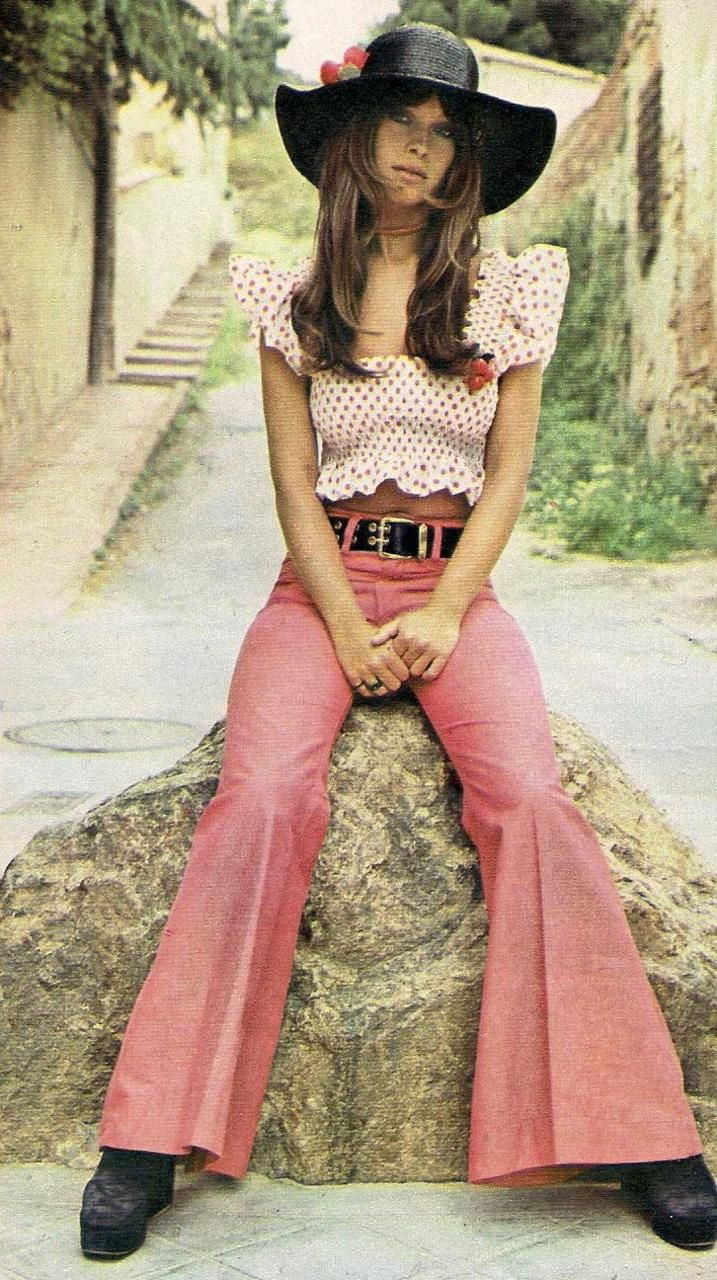 6d20b22f481d 1970's style! I had this same outfit, including the hat and figure ...