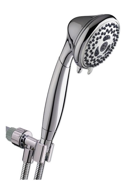 This Waterpik Shower Head S Timeless Design Combines Old World