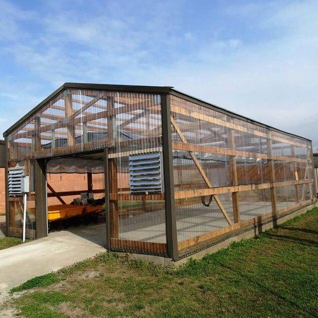 pole barn greenhouse