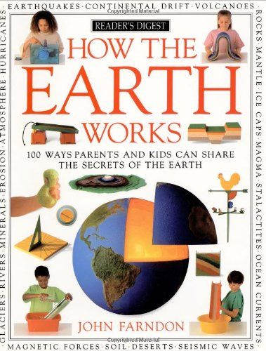 How the Earth Works (8-9-10-11-12-13-14Y)