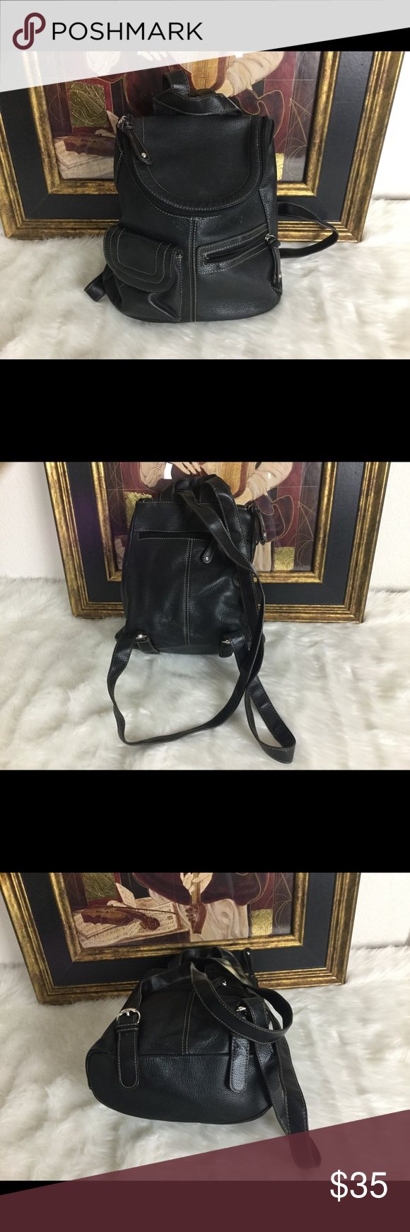 7554df0cec 🆕Listing. Tignanello Backpack purse. ❗