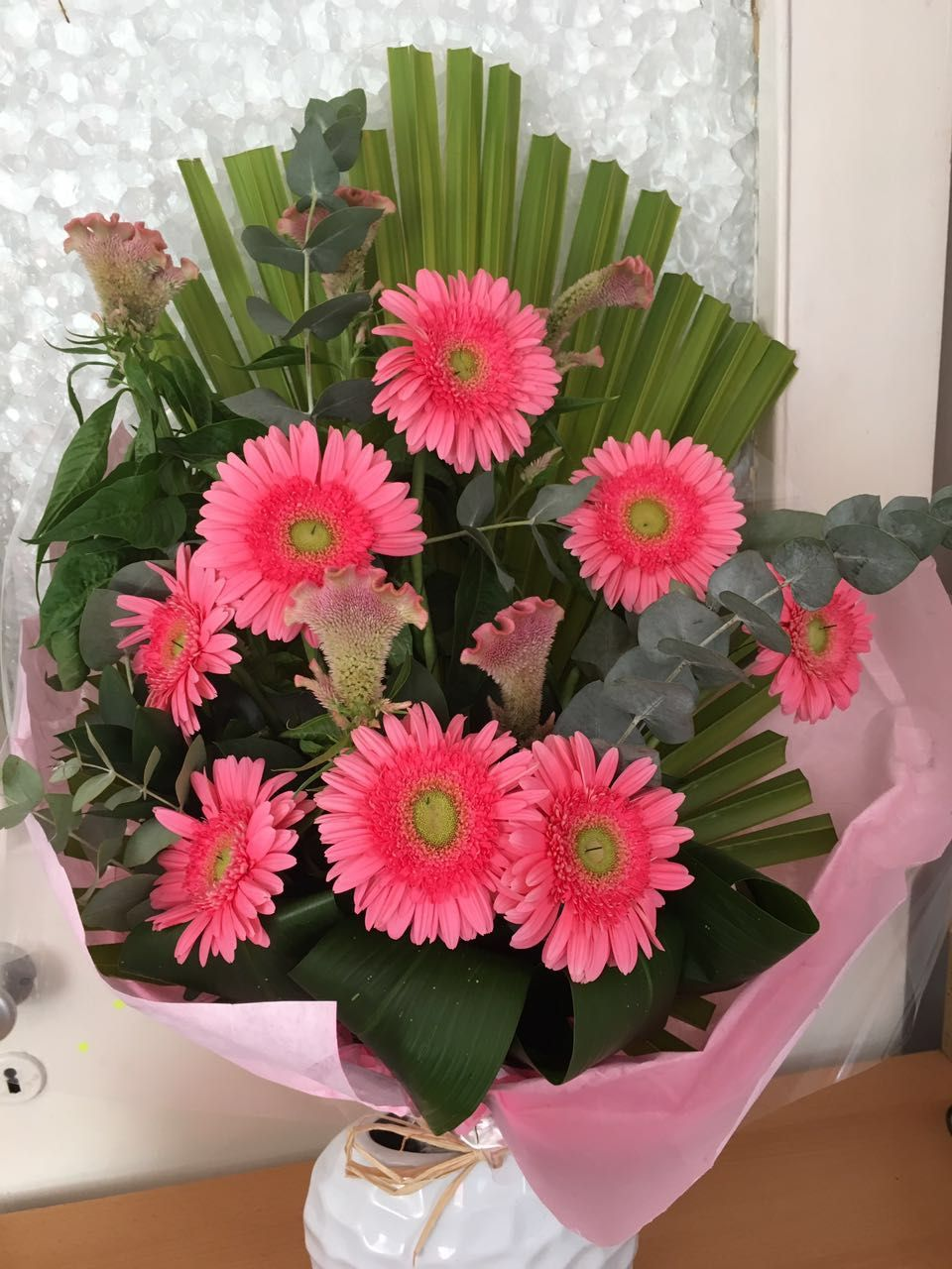 Professional floral design course of Svetlana Lunin (beginners)
