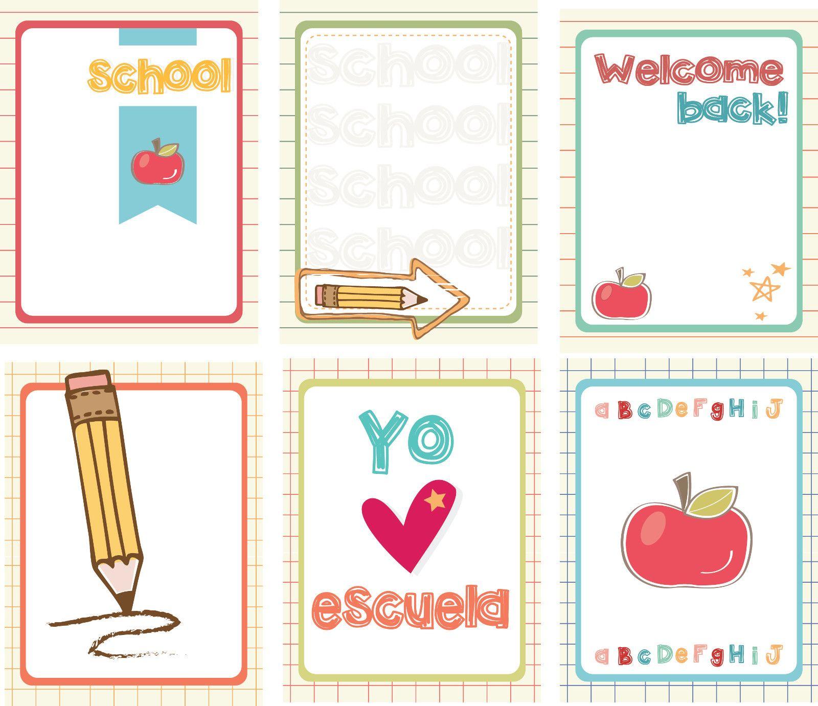 Imprimibles Gratis Para Journaling Project Life O Etiquetas Tema