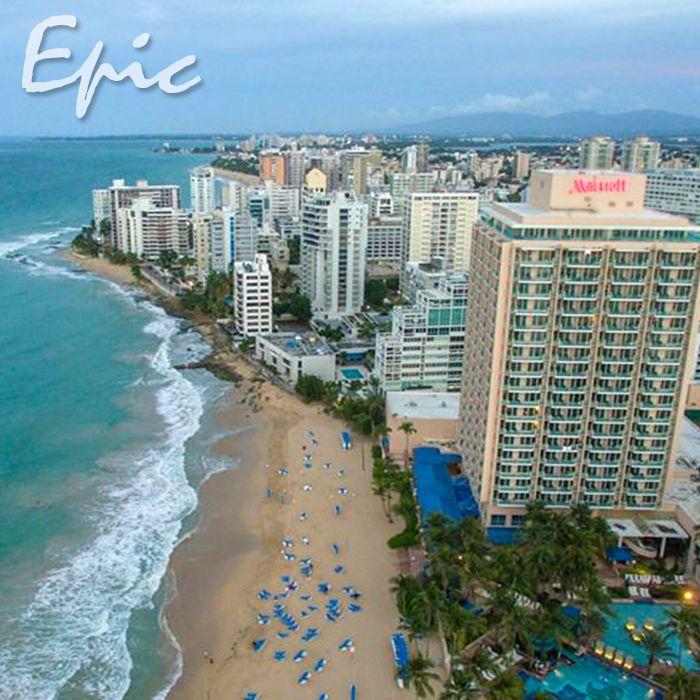 San Juan Marriott Resort And Stellaris Casino Is A