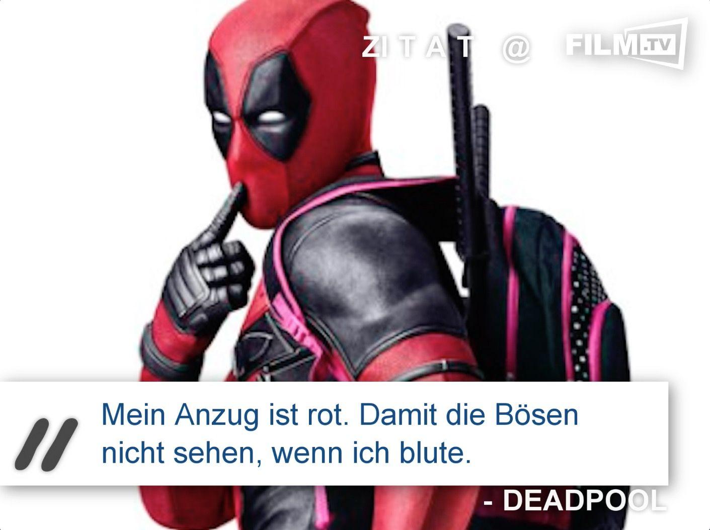 deadpool sprüche Deadpool: Die coolsten Sprüche aus dem | FILM.TV Funny Pics  deadpool sprüche