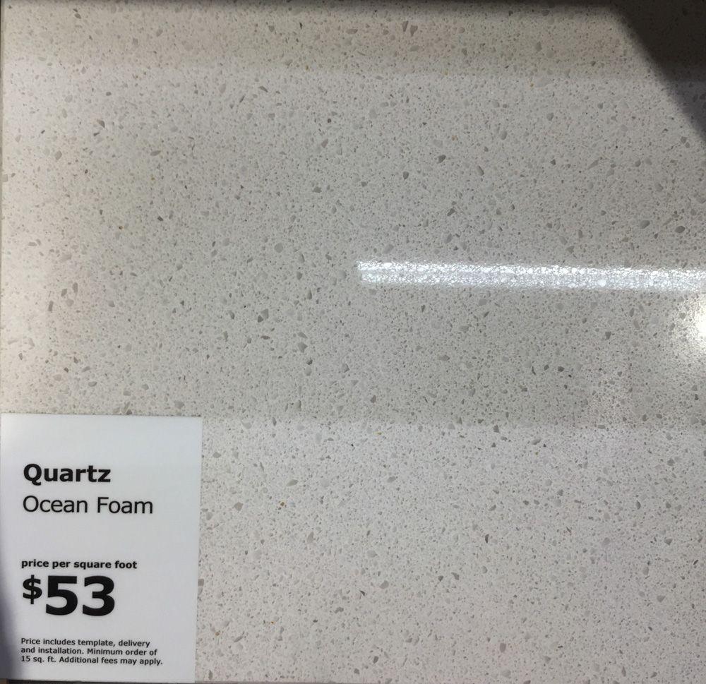 Ikea Ocean Foam Quartz Foam How To Apply Quartz
