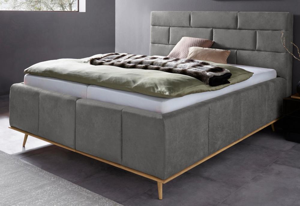 1 299 99 W Storage On Side Furniture Mattress Bed