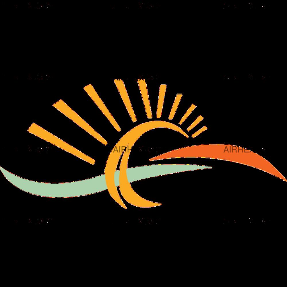 Vieques Air Link Logo Vieques Airline Logo Square Logo