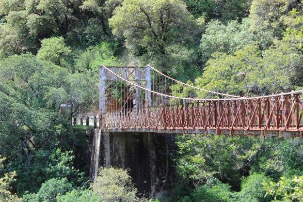 Yankee Jim Bridge, Placer County, CA