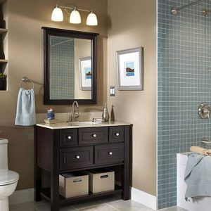 Small Bathroom Color Schemes | Color Scheme Ideas For Small Bathrooms Http Technologytrap Info