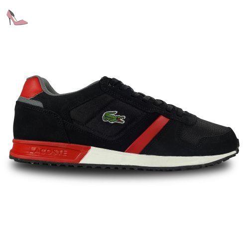 779de03646 Lacoste Vauban Snm noir, baskets mode homme - Chaussures lacoste  (*Partner-Link