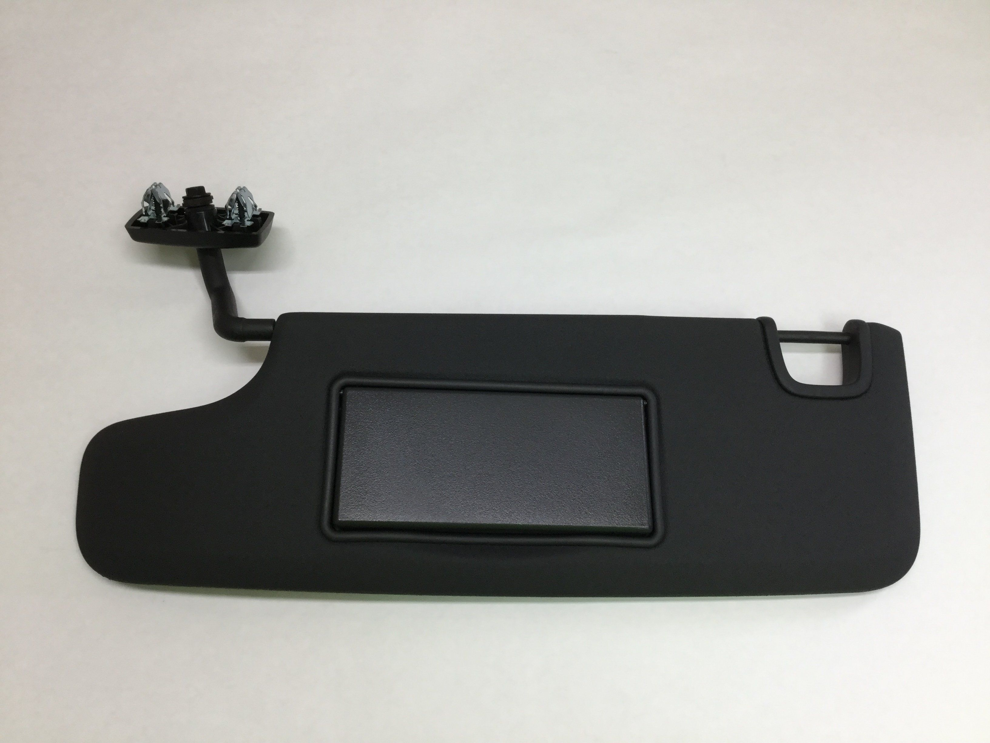 2007 2012 Sun Visor For Jeep Wrangler Dark Slate Color Genuine New Jeep Wrangler Jeep Color