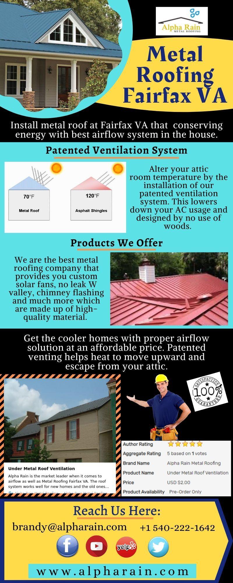 Under Metal Roof Ventilation In 2020 Roofing Roofing Companies Metal Roof