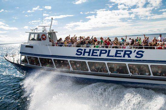 Shepler S Mackinac Island Ferry Mackinac Island Ferry Mackinac Island Mackinaw City