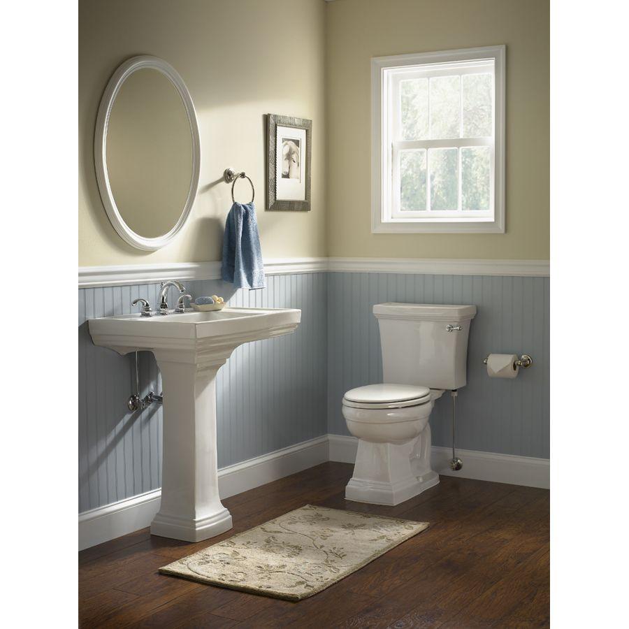 Bathroom with Beadboard Paneling Bathroomthe