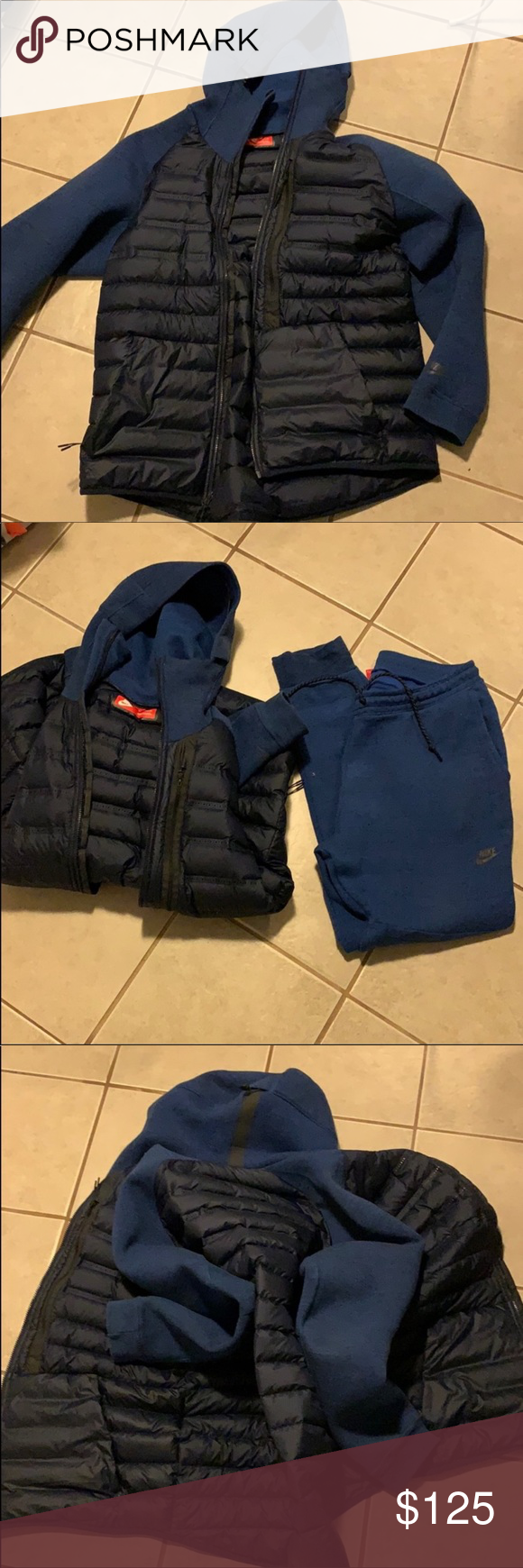 Nike tech suit Excellent condition Nike Other Nike tech