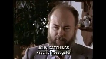 John Catchings is a psychic from Oregon who has helped police in solving several cases. In 1982, one month after pizza delivery driver Sherry Eyerly vanished, John awoke from a sound sleep and he saw a woman standing at the foot of the bed, and he believed that there was some message that the woman was trying to give to him.