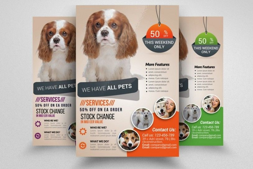15 small business flyer template psd for advertising 15 small