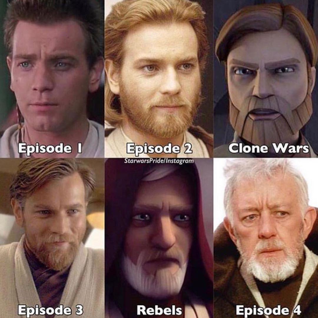 Pin By Sophie Samano On Fan Art Star Wars Images Star Wars Obi Wan Star Wars Memes