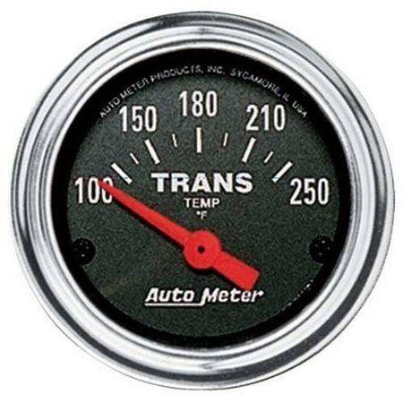 Auto Meter 3337 Sport Comp Electric Water Temperature Gauge Temp 100-250 Deg