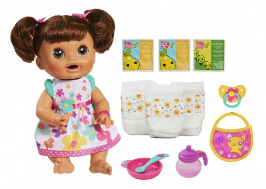 Baby Alive Real Surprises Baby Doll Just 21!! Baby