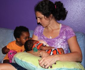 Breastfeeding Without Birthing | Adoption Information from ...