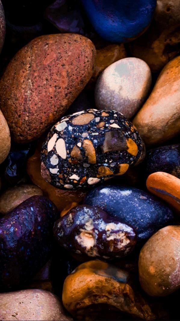 Seaside Pebbles