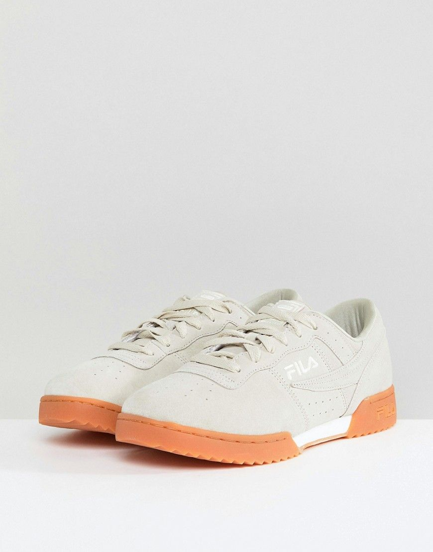 Fila Original Suede Fitness Ripple Sneaker In gcQps67
