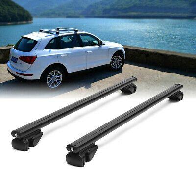 Sponsored Ebay 120cm Universal Aluminum Car Roof Rack Locking Cross Bars Anti Theft Lockable In 2020 Car Roof Racks Roof Rack Car
