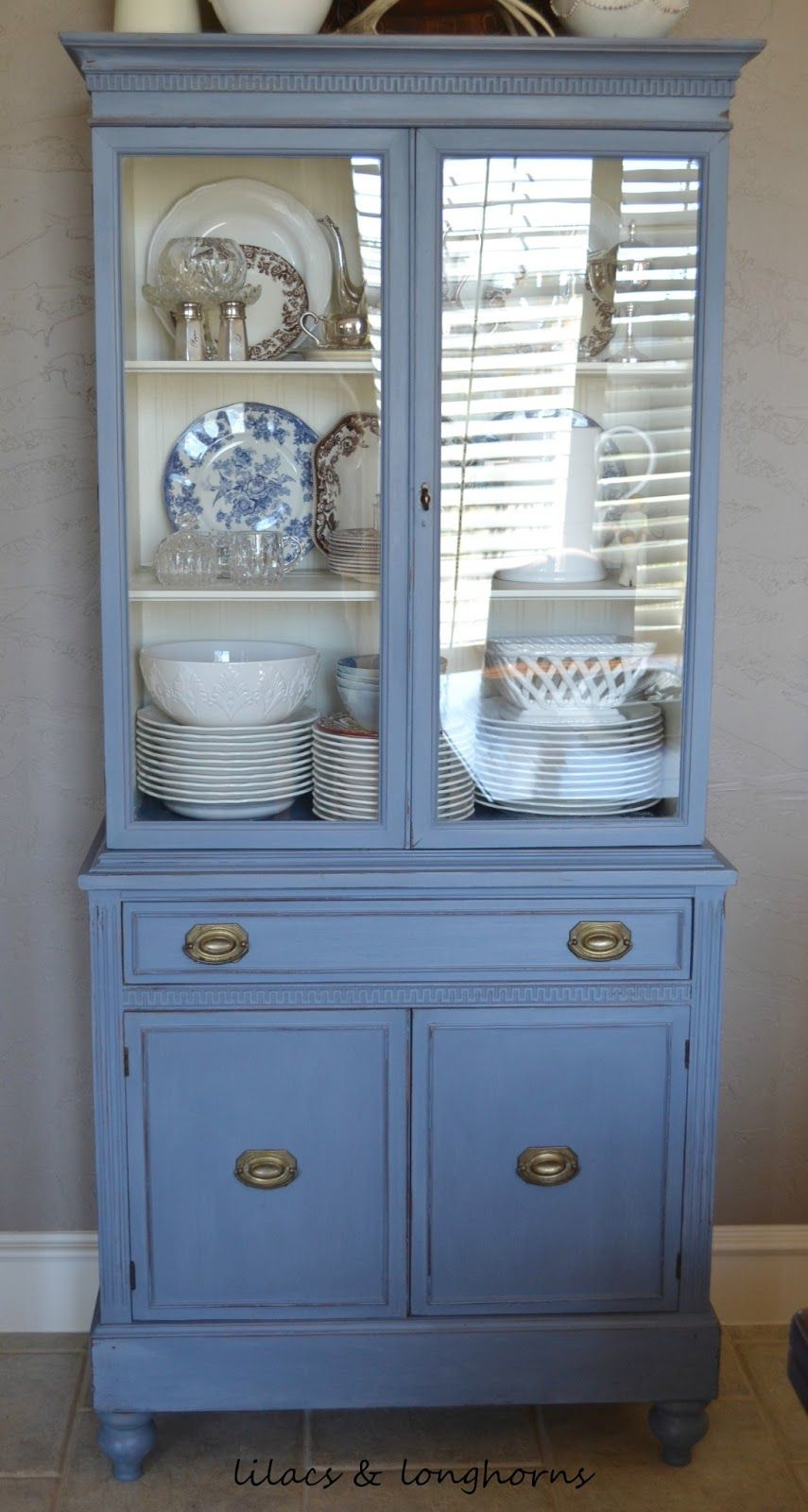 hutch+with+legs.jpg (855×1600) | things for kitchen | Pinterest ...