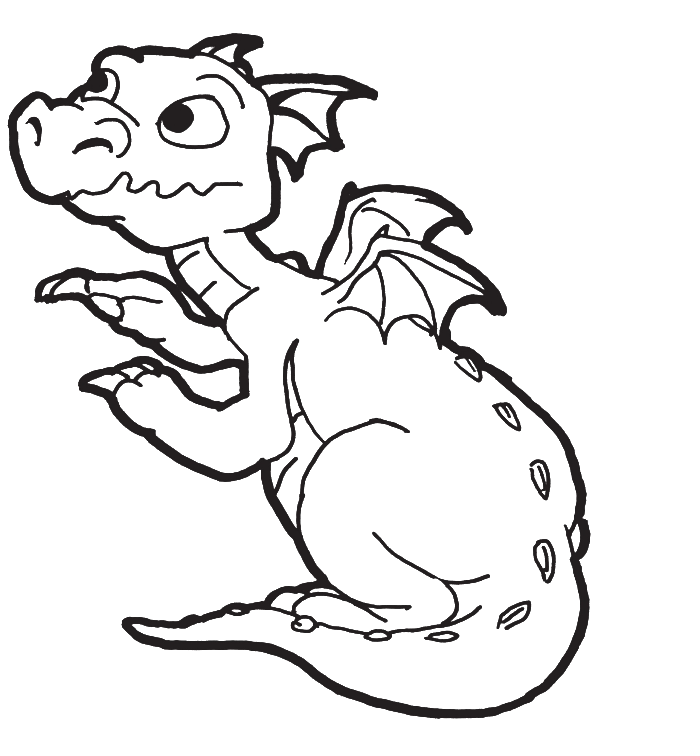 A New Born Baby Dragon Coloring Pages Dragon Coloring Pages Kidsdrawing Free Coloring Pages On Dragon Coloring Page Dragon Pictures Animal Coloring Pages