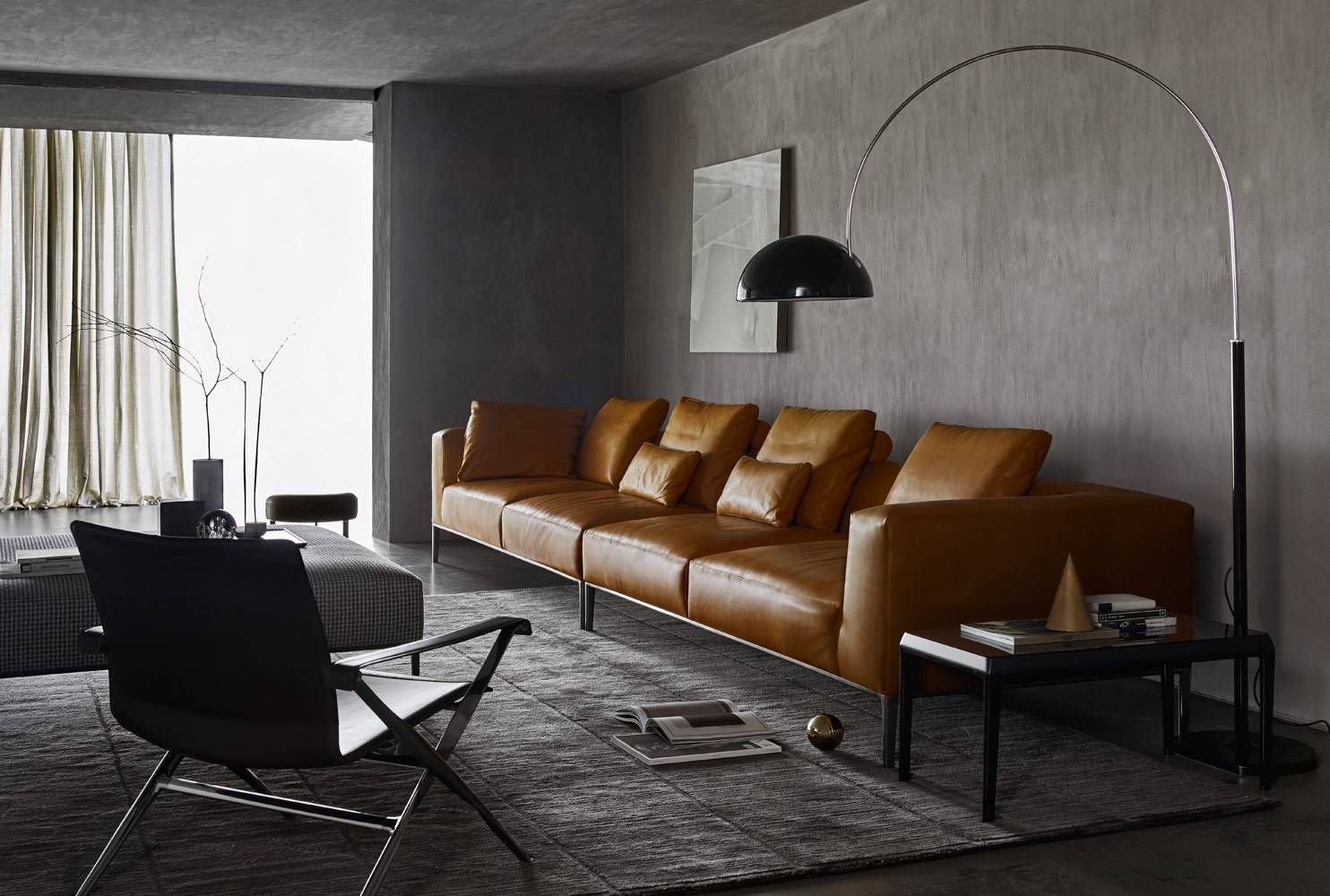 Antonio Citterio City Sofa Sofa Michel Effe Design Of Antonio Citterio Find Habitación