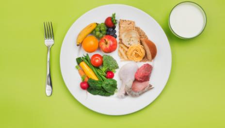 abitudini alimentari sane per la perdita di peso