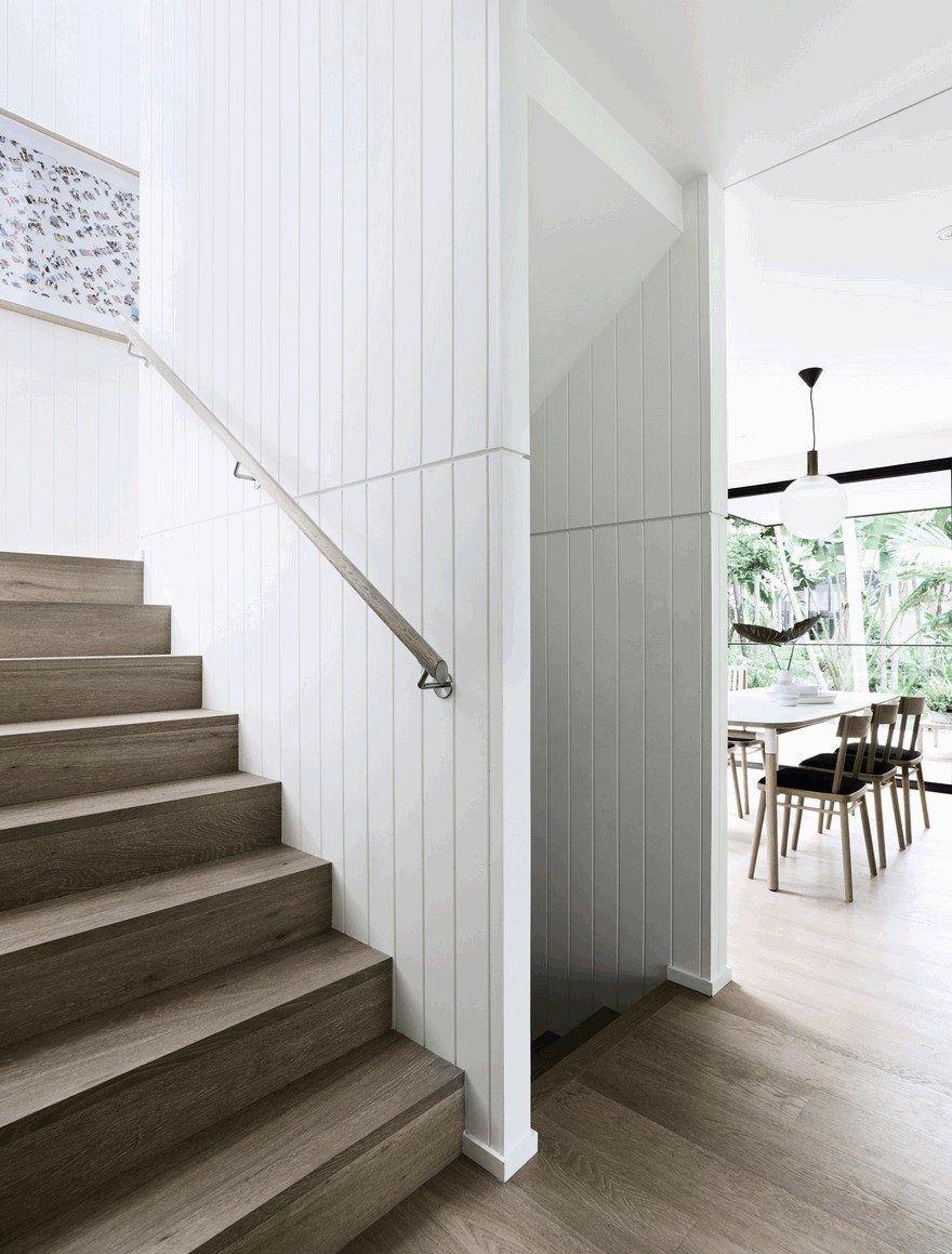 Modern Coastal House Nestled in the Lush Australian Rainforest ...