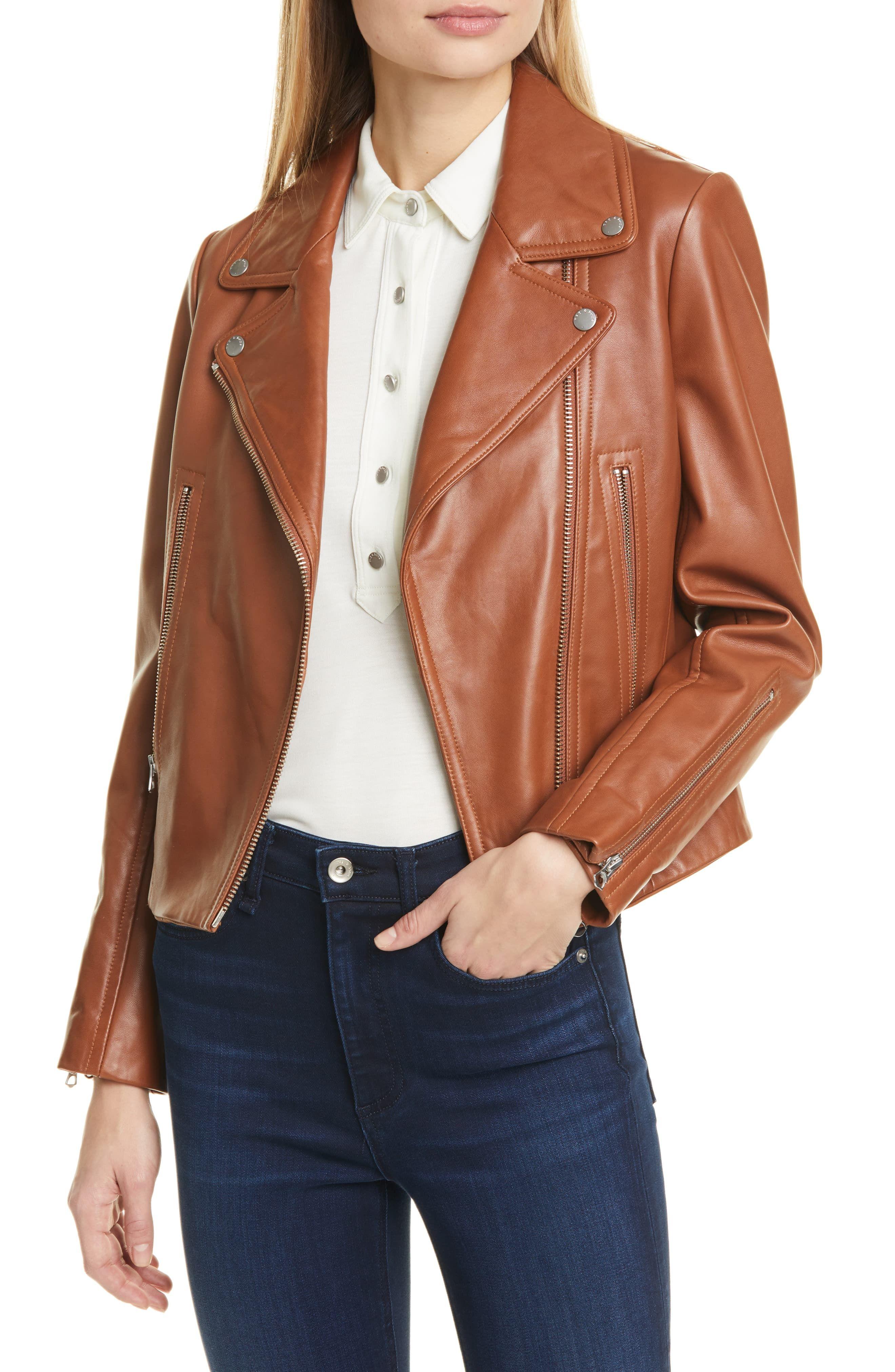 Rag Bone Mack Lambskin Leather Jacket Nordstrom Leather Jackets Women Lambskin Leather Jacket Leather Jacket Style [ 4048 x 2640 Pixel ]