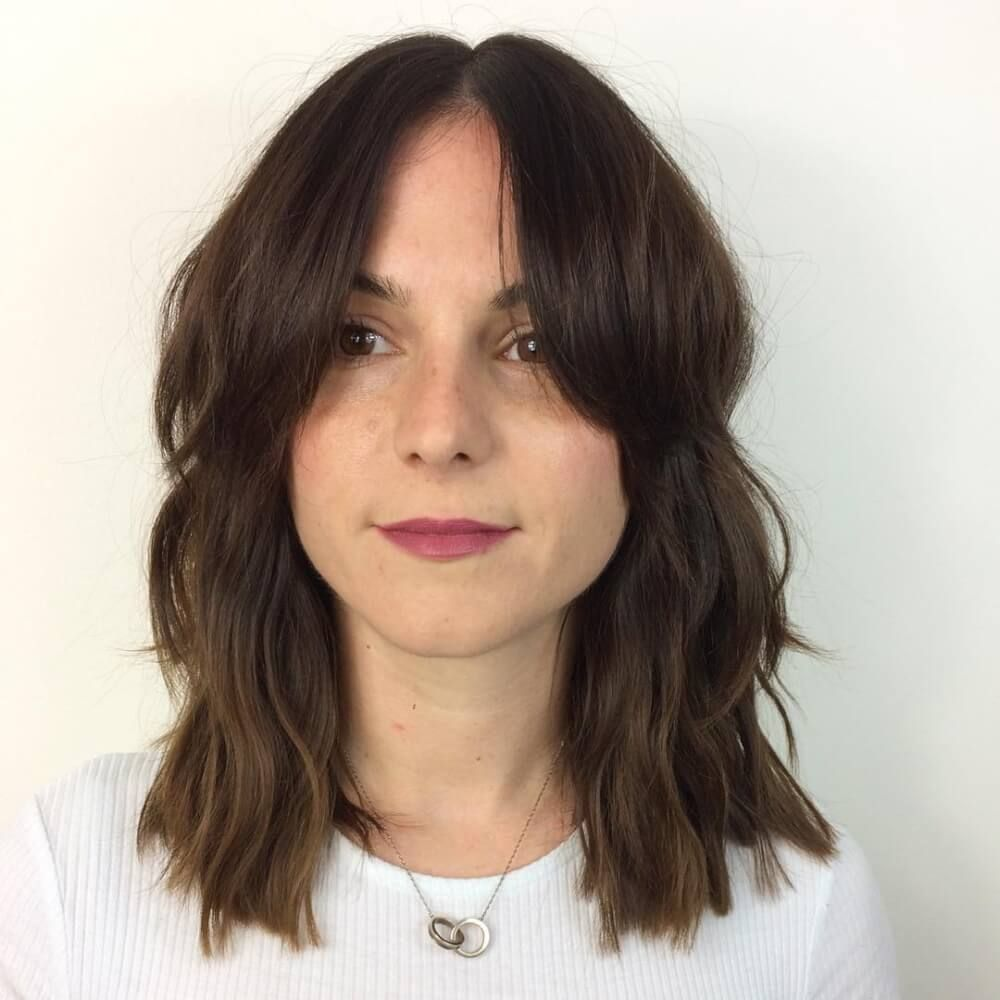 Medium haircuts youull be asking for in medium layered layer