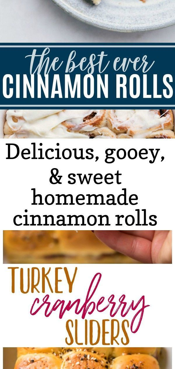 Delicious, gooey, & sweet homemade cinnamon rolls with step-by-step photos, detailed instructions, 2 #breakfastslidershawaiianrolls Delicious, gooey, & sweet homemade cinnamon rolls with step-by-step photos, detailed instructions, and all my top tips/tricks for perfect cinnamon rolls every single time. via chelseasmessyapron.com #homemade #cinnamon #roll #recipe #easy #delicious #recipe #christmas #breakfast #brunch #party #best Turkey Cranberry Sliders are a quick and easy recipe to use up that #breakfastslidershawaiianrolls