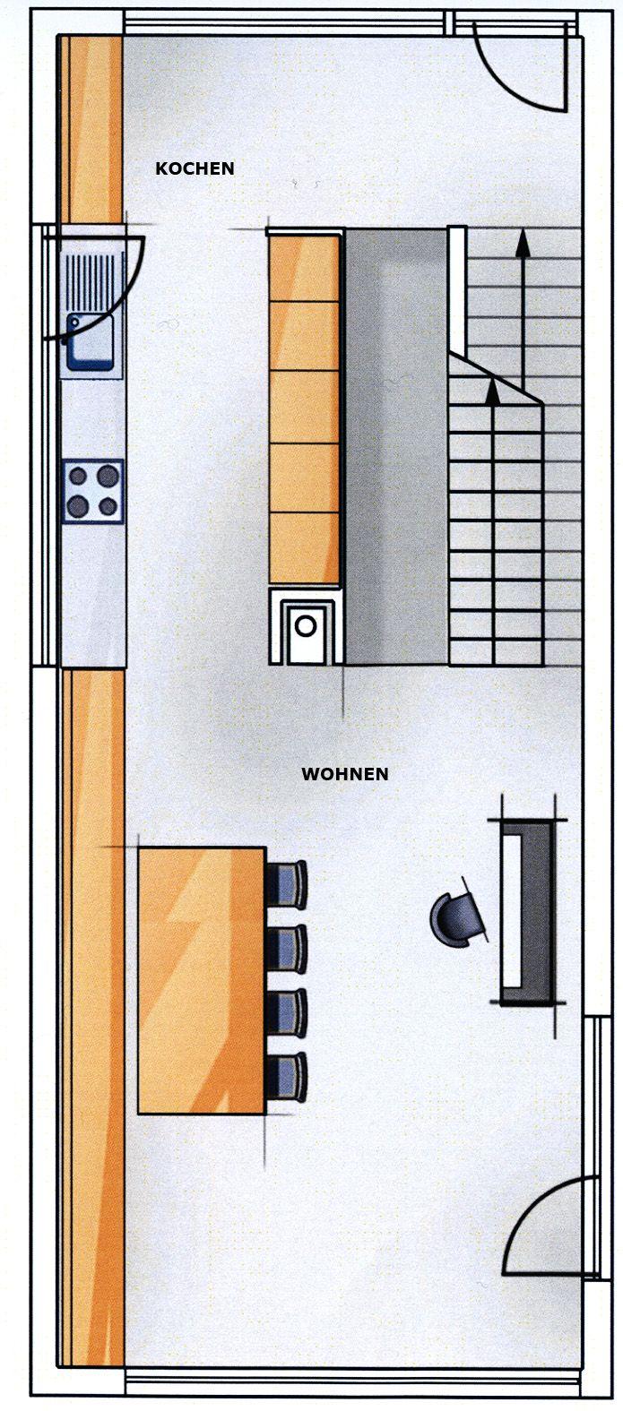 Grundriss Vom Erdgeschoss