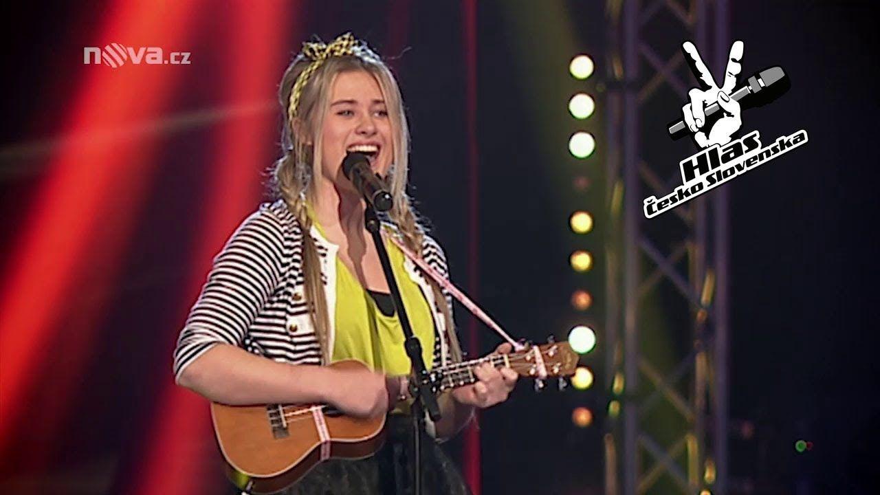 Vystoupení Elišky Mrázové - Ukázka z 6. epizody - Hlas - 2. série