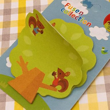 Nutty About You Squirrel Sticky Memo Pad Stationary Notebooks And Journals Oh My Pinterest Squirrel Sticky Notes And Scrapbook