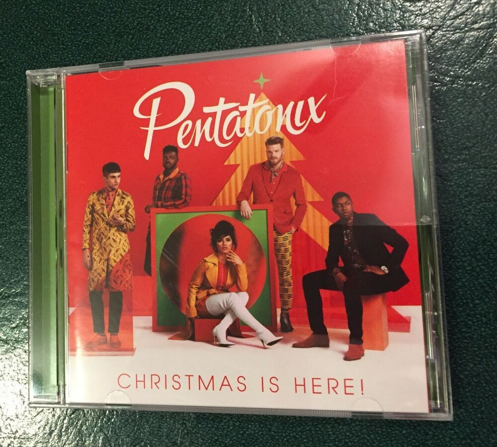 Pentatonix Christmas Cd 2019.Pentatonix Christmas Is Here Cd Like New Condition