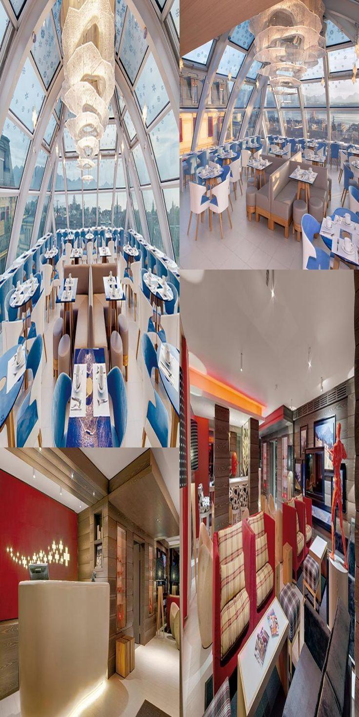 Photo of #DesignHotel #med # #stjerner #The #Gora #Swiss