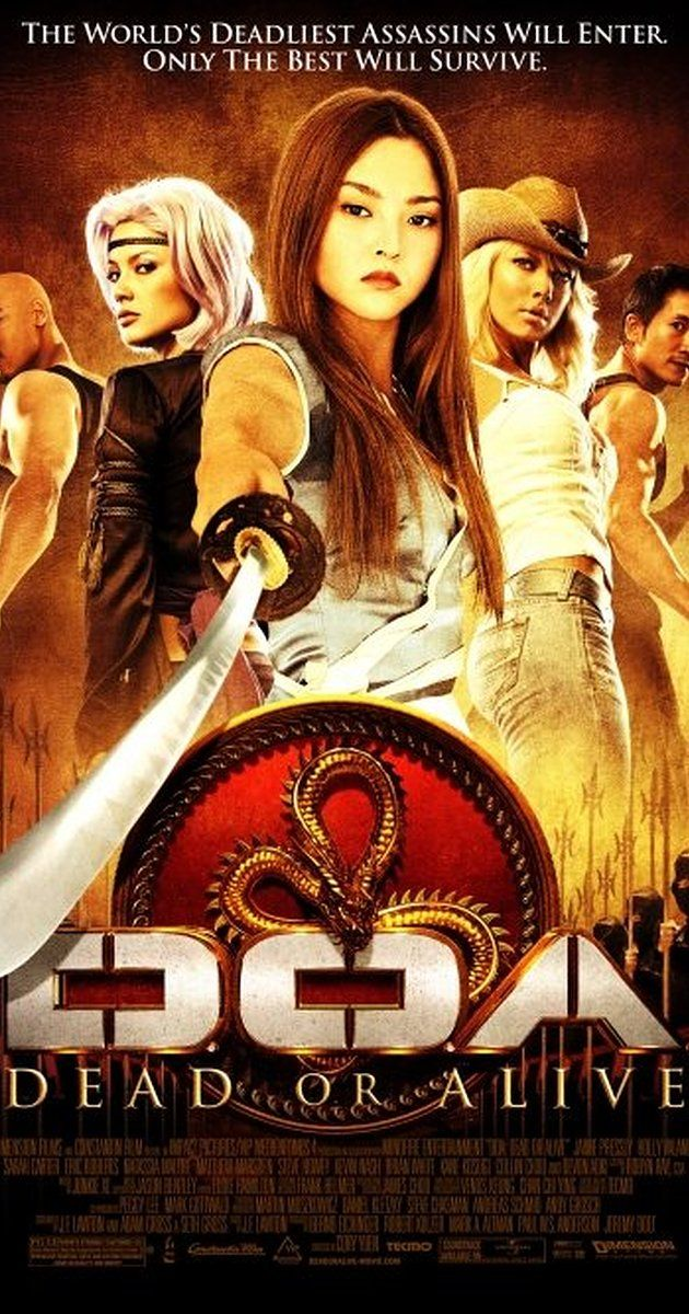 Doa Dead Or Alive 2006 Full Movies Online Free Download