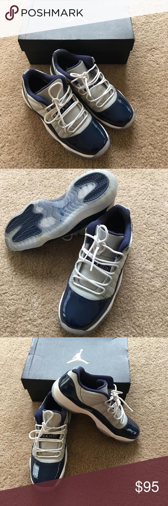 da01d8f762c2 Jordan 11 Retro Low Bought at Kids foot Locker. Worn twice