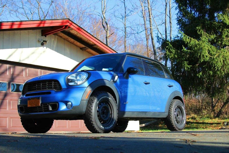 Off Road North American Motoring Offroad Mini Countryman Mini Crossover