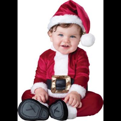 Baby Santa Santa S Lil Helper Christmas Costume Costume Baby Costume Christmas Costume Ideas Christmas B Baby Christmas Costumes Santa Costume Santa Baby