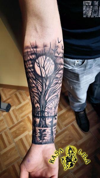 Studio Tatuażu I Kolczykowania Rasa Lila Kielce